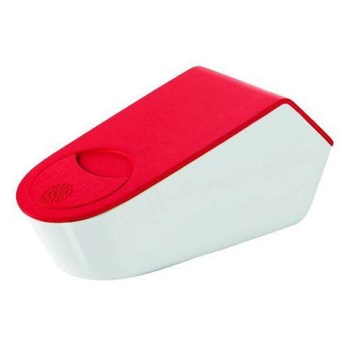 Guzzini - latina - tarka z pojemnikiem, czerwona, 2996.00.55