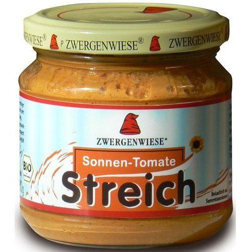 Zwergenwiese Pasta słonecznikowa z pomidorami 180g bio (bezglutenowa) - (4019736003557)