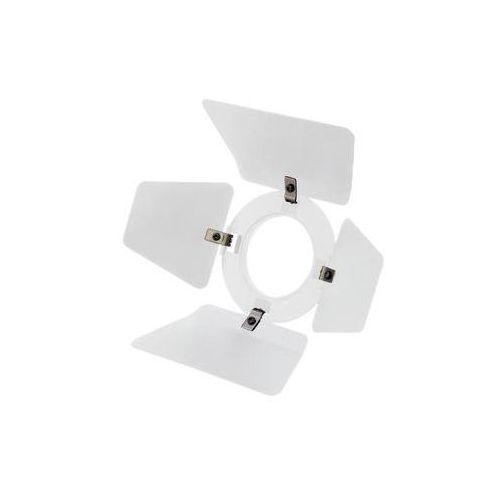 Eurolite PAR-16W skrzydełka białe