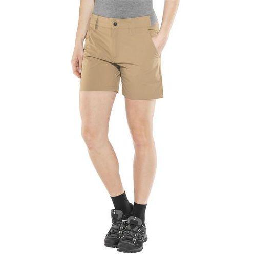 Haglöfs Amfibious Spodnie krótkie Kobiety beżowy 44 2018 Szorty syntetyczne
