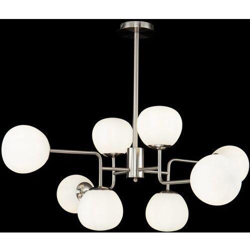 Lampa wisząca Maytoni Erich MOD221-PL-08-N, kolor Nikiel