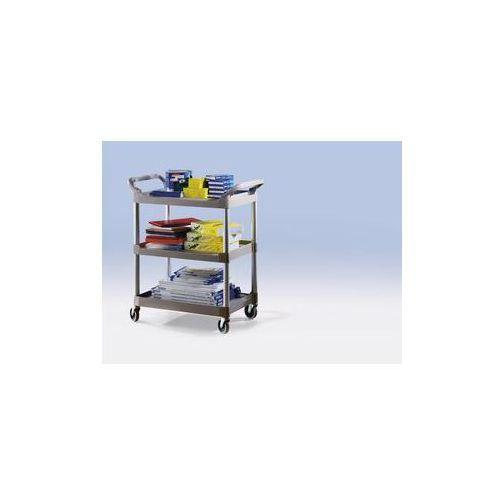 Rubbermaid Uniwersalny wózek serwisowy,nośność całk. 90 kg