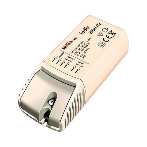 Włącznik DOTYKOWY WDN-02 230V ZAMEL (5903669063711)
