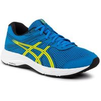 Buty ASICS - Gel-Contend 6 1011A667 Directoire Blue/Neon Lime 401