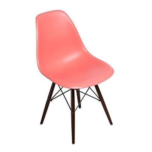 D2.design Krzesło p016w pp inspirowane dsw dark - dark peach (5902385714297)