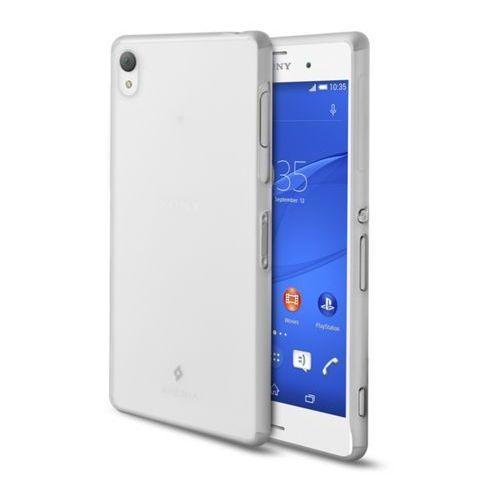 TTEC 0.3mm Etui Sony Xperia Z3 białe (8694470562971)