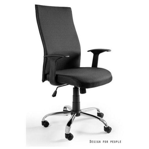 Biurowe krzesło obrotowe Black on Black