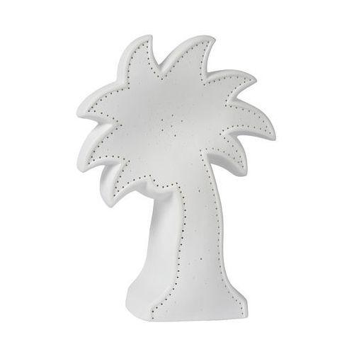 Lucide 13523/01/31 - Lampa stołowa PALM 1xE14/25W/230V bílá