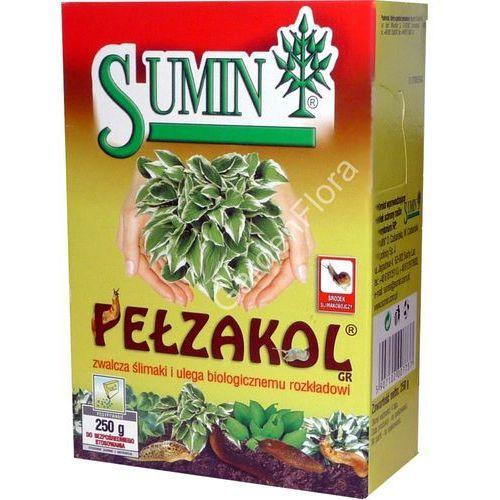 Sumin Pełzakol gr 250 g zwalcza ślimaki biodegradowalny