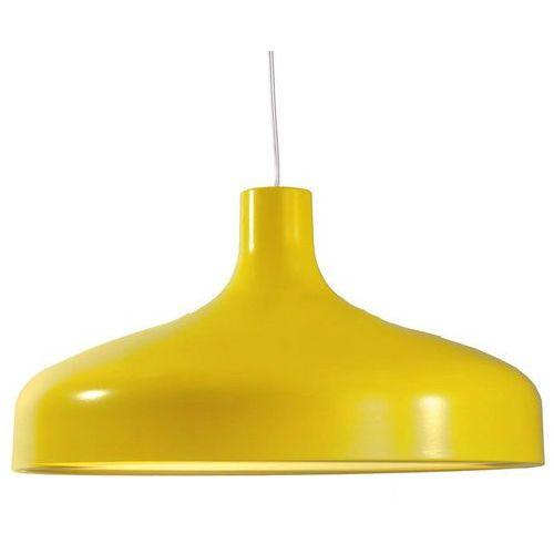 BRASILIA- Lampa wisząca Śr.42cm, kolor Żółty