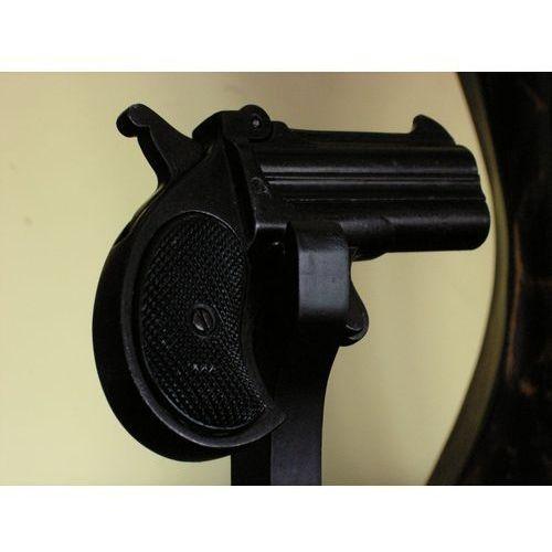 Niepowtarzalny czarny derringer cal. 41 z 1866 r (1263/n) marki Denix