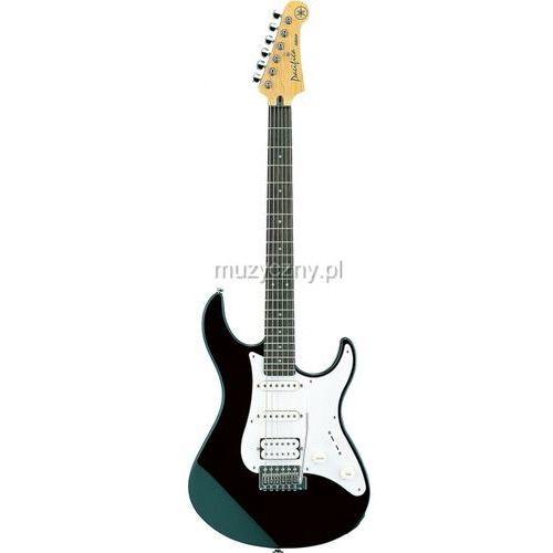 Yamaha pacifica 112j bl gitara elektryczna, czarna