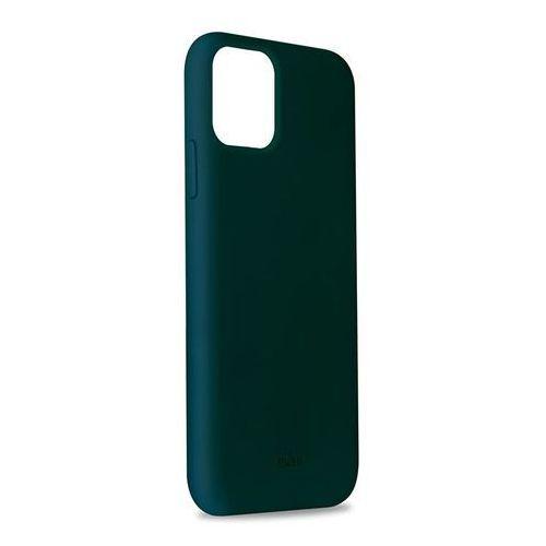 Puro icon cover etui obudowa do iphone 11 pro max (ciemnozielony)