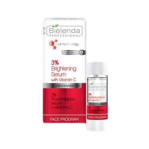3% brightening serum with witamin c 3% rozjaśniające serum z witaminą c marki Bielenda professional
