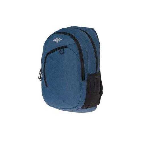 Plecak turystyczny szkolny pcu013 35l - granatowy marki 4f
