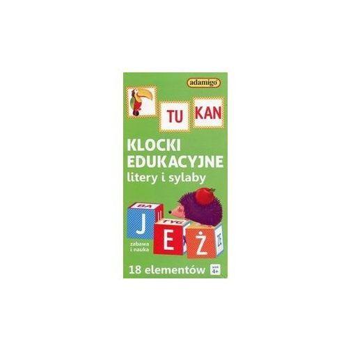 Klocki edukacyjne 18 elementów, zielone - Poznań, hiperszybka wysyłka od 5,99zł!