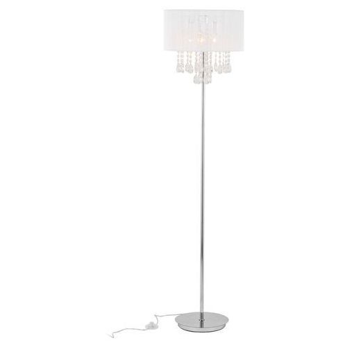 Italux Lampa podłogowa essence mfm9262/3p wh z kryształami 3x40w e14 biała (5900644401353)