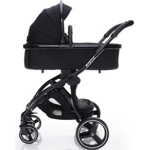 Zopa wózek dziecięcy mystic, black noir/black (8595114467006)