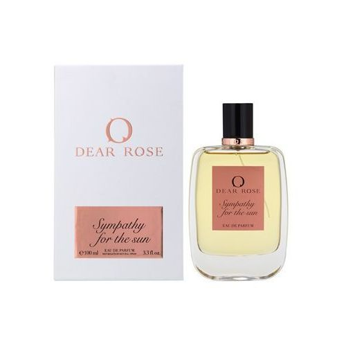 OKAZJA - Dear Rose Sympathy for the Sun Woman 100ml EdP