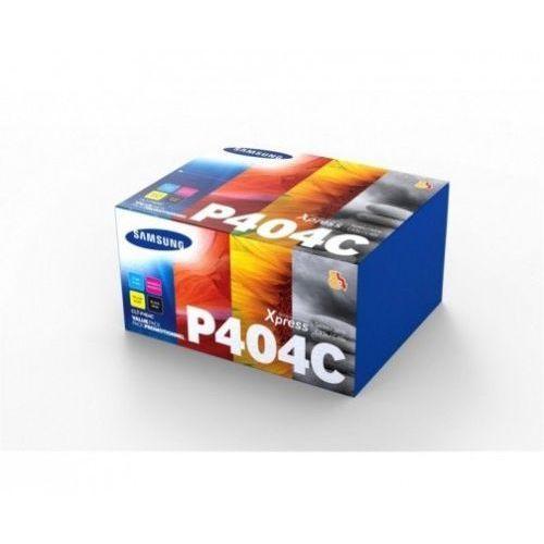 HP oryginalny toner SU365A, CLT-P404C, CMYK, 1500, 3*1000s, P404C, Samsung 4-pack