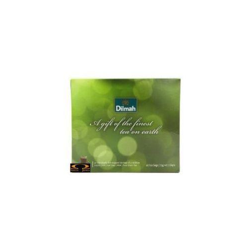 Herbata Dilmah A gift of the finest tea on earth (zielona)- 40 torebek