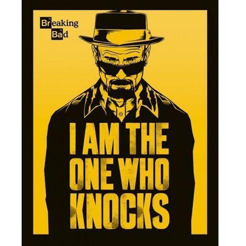 Gf Breaking bad i am the one who knocks - plakat