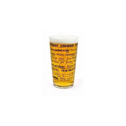 OKAZJA - Kufel podróżnika - jak zamówić piwo w 26 językach