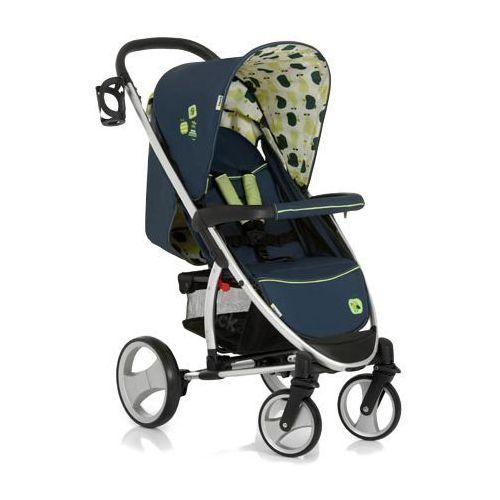 HAUCK Wózek spacerowy Malibu XL Fruit 2016 z kategorii Wózki spacerowe