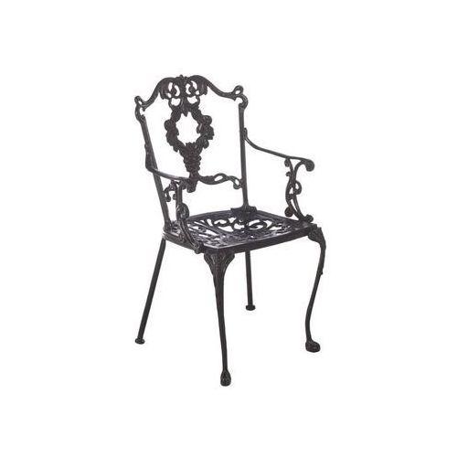 Krzesło ogrodowe romantica nero marki Vega