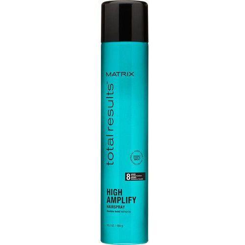 Matrix Total Results High Amplify Hairspray - Lakier nadający włosom objętość 400ml (3474630378674)