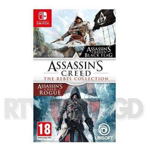 Assassin's Creed The Rebel Collection Switch (3307216148418)