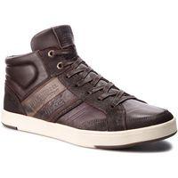 Sneakersy LEVI'S - 227538-818-29 Dark Brown, kolor brązowy
