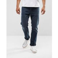 Levis 502 Regular Taper Stretch Fit Jeans Eyser Indigo - Navy, proste