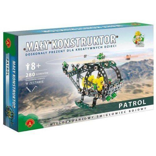 Zabawka ALEXANDER Mały konstruktor militaria - Patrol (5906018012040)