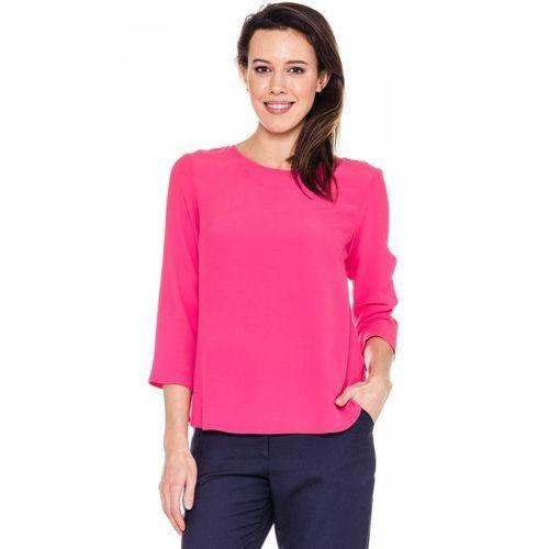 Różowa bluzka - Bialcon