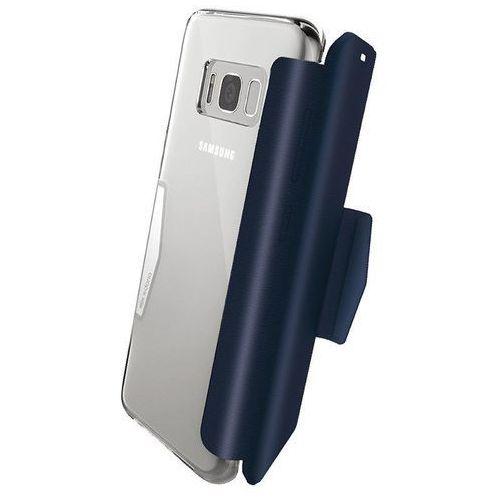 X-Doria Engage Folio - Etui Samsung Galaxy S8+ z kieszeniami na kartę (Blue) - Szybka wysyłka - 100% Zadowolenia. Sprawdź już dziś! (6950941458054)
