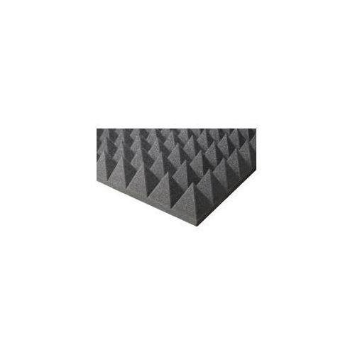 Pianka akustyczna piramidka trudnopalna 7cm 200x100cm. Najniższe ceny, najlepsze promocje w sklepach, opinie.