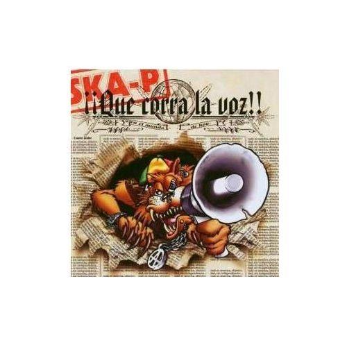 Ska-P - Que Corra La Voz
