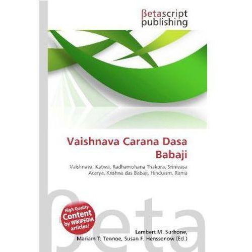Vaishnava Carana Dasa Babaji (9786130971083)