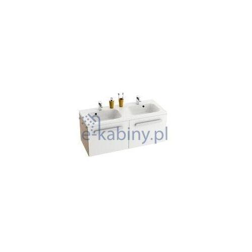 Ravak szafka podumywalkowa sd chrome 1200 biała/cappuccino x000000964 (8592626031596)