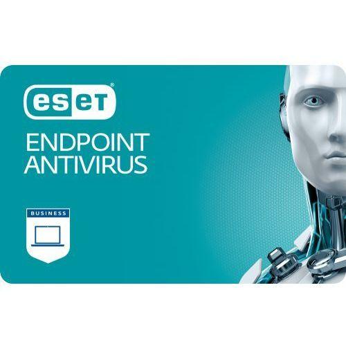 endpoint antivirus client 10u serial - nowa 24m marki Eset