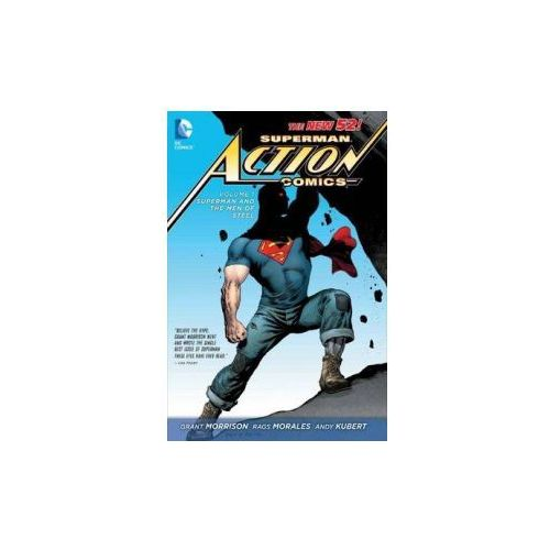 Superman Action Comics Volume 1: Superman and the Men of Ste (9781401235475)