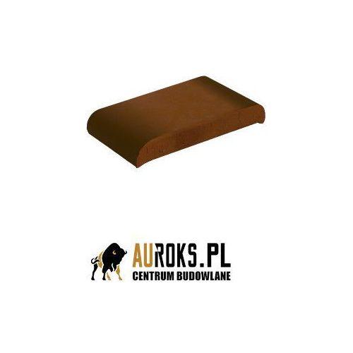 Gołowczyński Kształtka płaska kp20 kolor dąb angoba cieniowana 190x110x25 mm