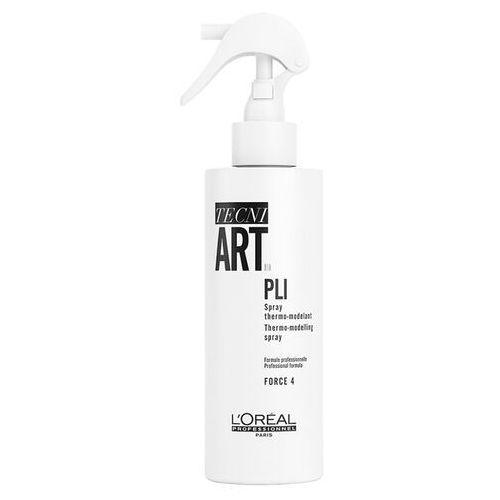 Loreal Pli   Termo-modelujący spray ułatwiający stylizację włosów 190ml