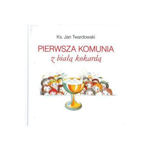 Pierwsza komunia z białą kokardą - jeśli zamówisz do 14:00, wyślemy tego samego dnia. darmowa dostawa, już od 300 zł. marki Twardowski jan