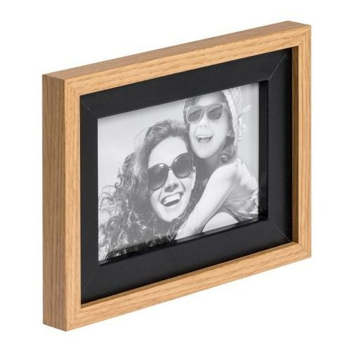 Ramka na zdjęcia Duo 10 x 15 cm czarna dąb (5908249227385)