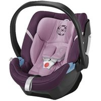 Cybex gold fotelik samochodowy aton 4 princess pink-purple (4250183766170)
