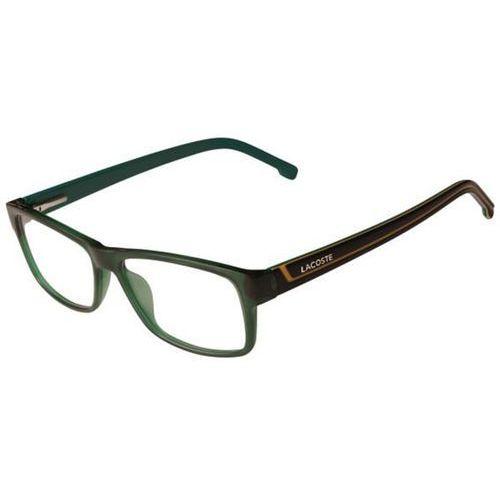 Okulary korekcyjne l2707 315 marki Lacoste