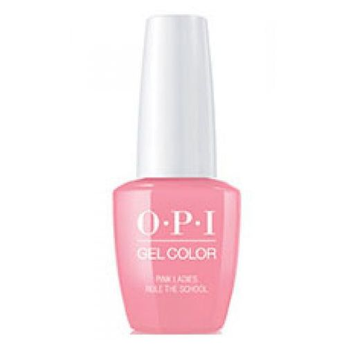 OPI GelColor PINK LADIES RULE THE SCHOOL Żel kolorowy (GC-G48)