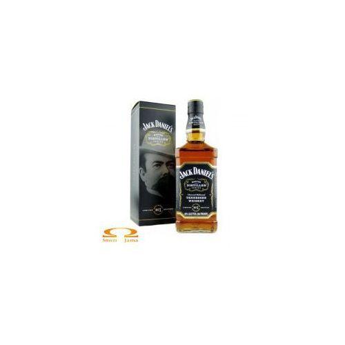 Jack daniel distillery Whiskey jack daniel's master distiller limited edition no.1 1l. Najniższe ceny, najlepsze promocje w sklepach, opinie.